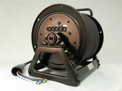 Hannay Cable Reel-Welcome to Clark Wire & Cable on